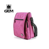 tas selempang bag fasion import pria wanita GEM GM2013