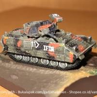 Can.Do 1/144 - M2 Bradley - World Tank Museum Takara Dragon Hasegawa
