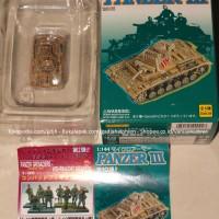 Can.Do 144 - Panzer III Totenkopf -Micro Armor tank WTM takara dragons