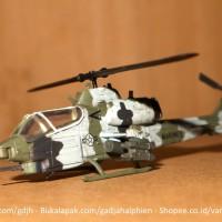 WTM 1/144 - AH 1 Cobra - helicopter plane fighter - takara dragons