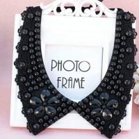 Kalung Kerah Baju Renda Perempuan Kalung Collar Aksesoris Wanita