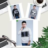 Jaket Sweater Pria Sweater Multifungsi Kekinian by Garsel