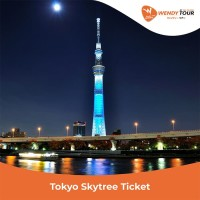 Tiket Tokyo Skytree Tembo Deck - ANAK
