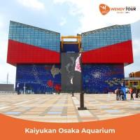 Tiket Osaka Aquarium Kaiyukan - ANAK (7-15 tahun)