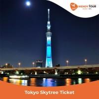 Tiket Tokyo Skytree Tembo Deck - DEWASA