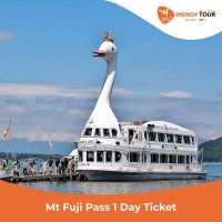 Tiket Mt. Fuji Pass 1 Day - (ANAK)