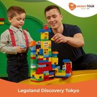 Tiket Tokyo Legoland Discovery Center