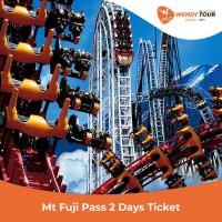 Tiket Mt. Fuji Pass 2 Days - (ANAK)