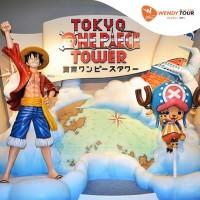 Tiket Tokyo One Piece Tower Tokyo & Live Performance - Dewasa