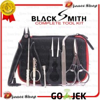 BlackSmith Mini Tool Kit by Kuken Tech - Black Mith Toolkit