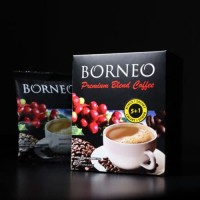 Kopi Borneo Exotica Coffee For A Man Kopi nya Laki Laki