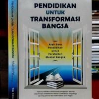 Pendidikan untuk Transformasi Bangsa - TIM PGRI