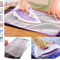 Alas Setrika Pakaian Heat Cover Iron Pelindung Baju Tobi Laundry Bag A