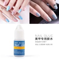 Lem Kuku Palsu Nail Art Glue Hand Kecantikan Jari Tangan Manicure Pedi