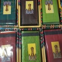Sarung Tenun Premium UKHUWAH