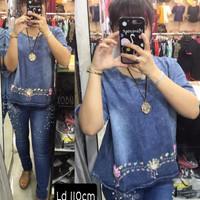 1798al blouse bunga