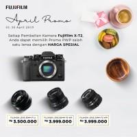 Fujifilm X-T2 Body Black PWP XF 23mm F2