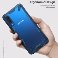 REARTH RINGKE FUSION X ANTI CRACK CASE CASING GALAXY A50 - ORIGINAL