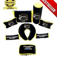 Bantal Mobil Mitsubishi Outlander Sport Aksesoris Mobil