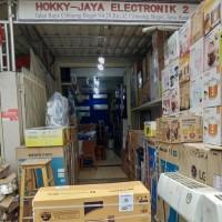Harga promo ac sharp ah 5say 1 2 pk hemat listrik psg pipa 3mtr brekt | antitipu.com