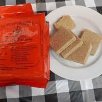 Harga alternatif ransum makanan darurat biskuit survival | antitipu.com