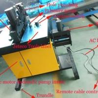 HOT SALE Hydraulic Busbar Processor 3 in 1 Bending Cutting