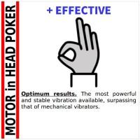 HOT SALE M8AFP ENAR Poker Internal Vibrator