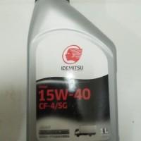 Oli Mesin Mobil Truk Diesel Idemitsu 15W-40 CF4/SG Hitam 1 Liter Japa