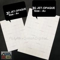 Harga 3g jet opaque a3 heat transfer | antitipu.com