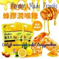 Bee Propolis Throat Candy / Permen Madu Propolis