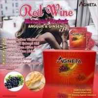 Agneta Red Wine Powder (Dus) PAKET 2 DUS