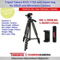 TAKARA ECO-173A Lightweight Tripod - Holder U