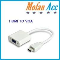 #DB008 CONVERTER KABEL HDMI TO VGA / KABEL HDMI TO VGA CONVERTER