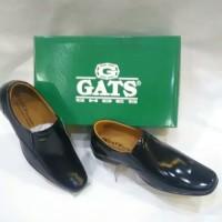 sepatu pantofel pria Gats Zu0020 hitam