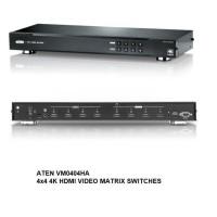 ATEN VM0404HA 4x4 4K HDMI VIDEO MATRIX SWITCHES