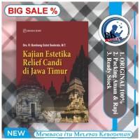 Buku Lengkap Kajian Estetika Relief Candi di Jawa Timur