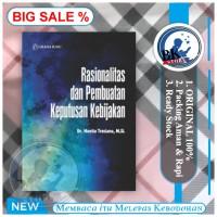 Buku Rasionalitas dan Pembuatan Keputusan Kebijakan