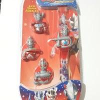 Jam Tangan Kepala Ganti Ultramen . Jam Tangan Ultraman . Jam Anak