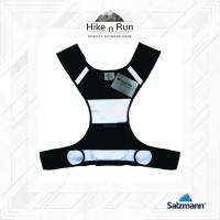 Salzmann 3M Reflektif Running Cycling Sport Safety Vest Rompi Lari