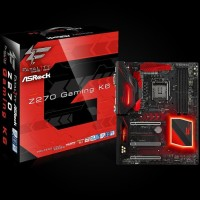 Motherboard ASROCK Fatal1ty Z270 Gaming K6 (Socker 1151 Kaby Lake)