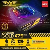 Powerlogic Armaggeddon Voltron Gold 475 watt - RGB