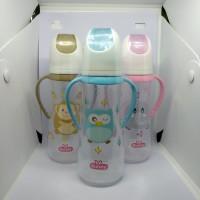 Botol Susu Karakter Lusty Bunny 250 ml BPA Free DB-2402