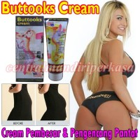 Pembesar Pantat Buttoks Cream usa