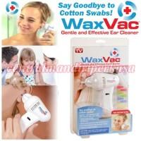 penghilang kotoran telinga waxvac ear cleaner alar pembersih kotoran