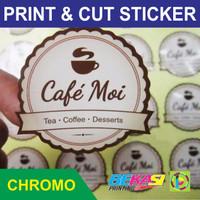 Print & Cut Sticker Chromo A3+