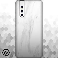 [EXACOAT] Vivo V15 Pro 3M Skin / Garskin - Marble White