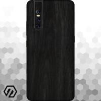 [EXACOAT] Vivo V15 Pro 3M Skin / Garskin - Wood Ebony