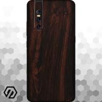 [EXACOAT] Vivo V15 Pro 3M Skin / Garskin - Wood Mahogany