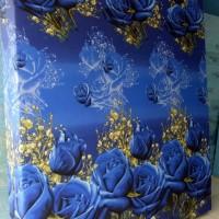 Kasur Busa Inoac Blue D24