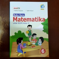 Buku Guru Matematika SD Kelas 6 Kurikulum 2013 Revisi